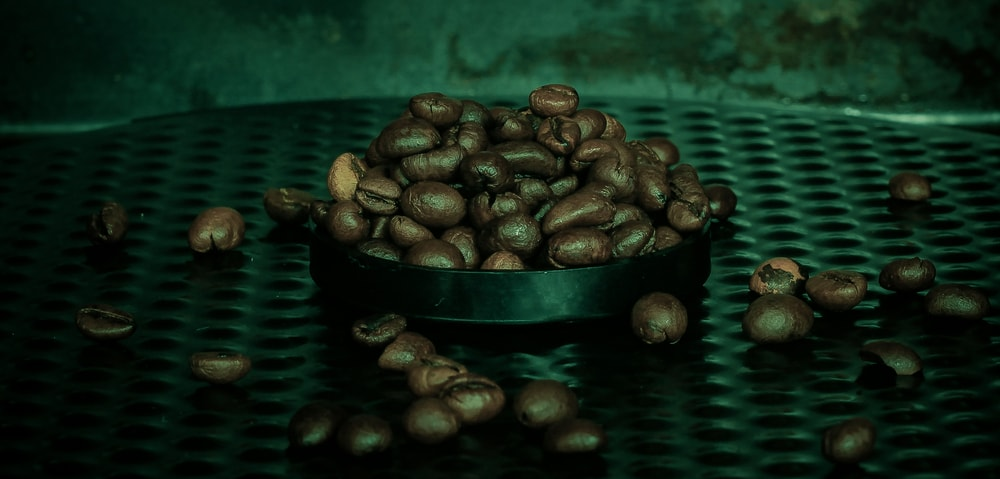 Remove-the-coffee-beans-from-the-heat
