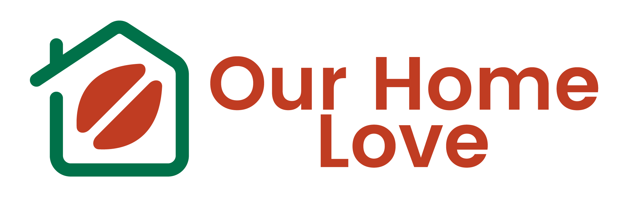 Our Home Love Logo