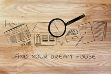 find your dream house